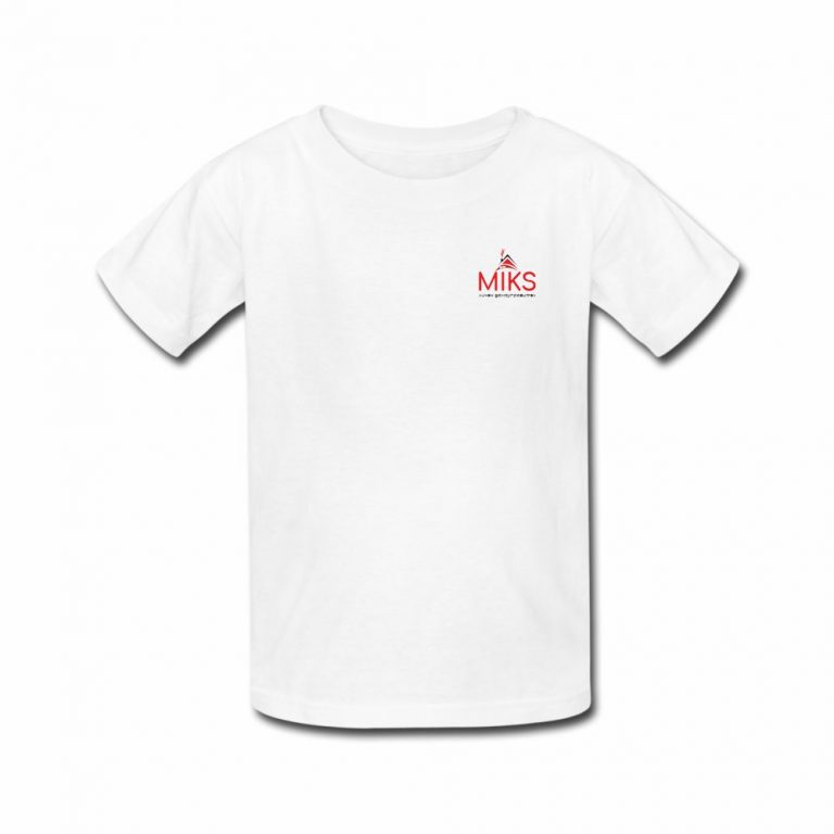 """Тениска """"MIKS – личен домоуправител"""""""