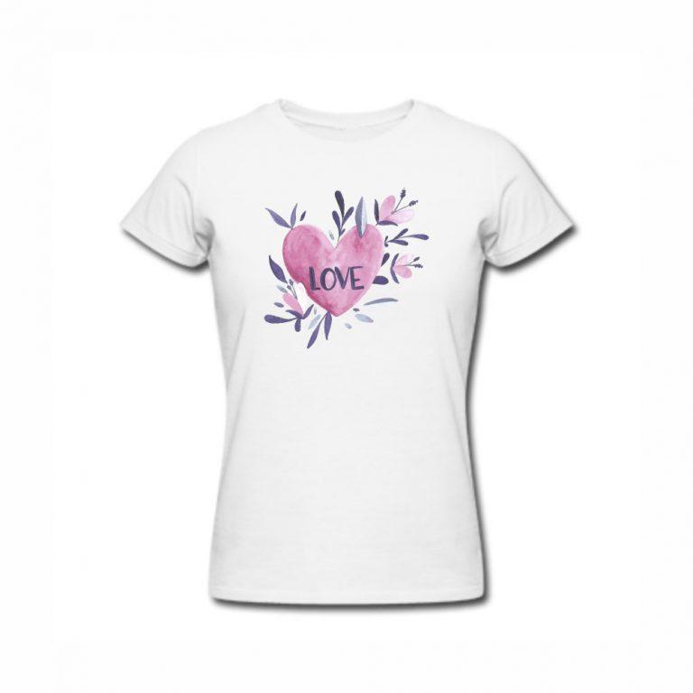 """Тениска """"Love"""""""