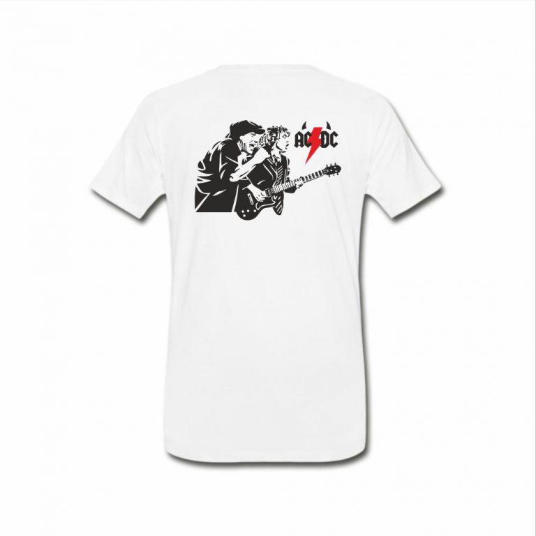 """Тениска """"AC/DC"""""""